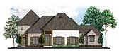 Plan Number 41617 - 3306 Square Feet
