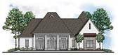 Plan Number 41645 - 4187 Square Feet