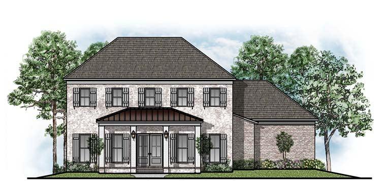 House Plan 41655