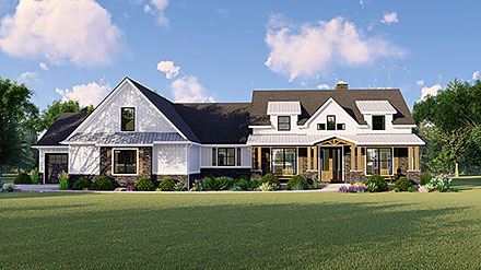 House Plan 41800