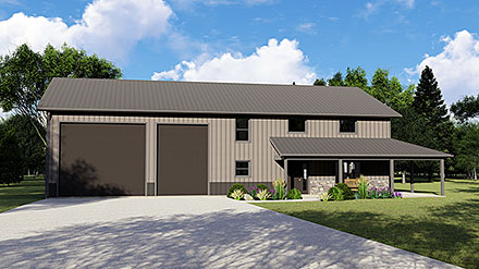 House Plan 41805
