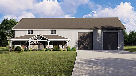House Plan 41806