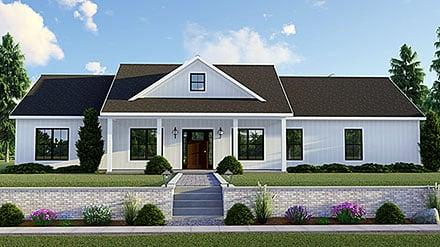 House Plan 41811