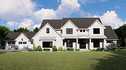 House Plan 41812
