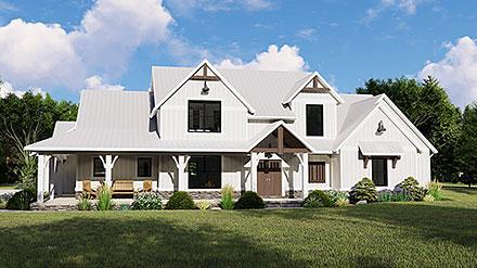 House Plan 41814