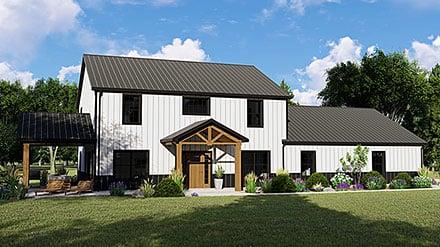 House Plan 41816