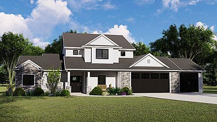 House Plan 41817