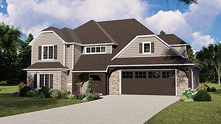 House Plan 41818