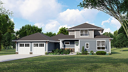 House Plan 41820