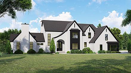 House Plan 41821