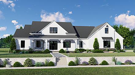 House Plan 41822