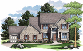 Plan Number 42005 - 2544 Square Feet