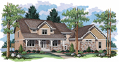 Plan Number 42013 - 2740 Square Feet