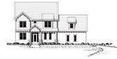Plan Number 42040 - 2608 Square Feet