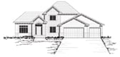 Plan Number 42045 - 2450 Square Feet