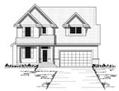 Plan Number 42053 - 1945 Square Feet