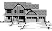 Plan Number 42061 - 2541 Square Feet