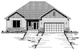 House Plan 42092