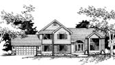 Plan Number 42140 - 2277 Square Feet