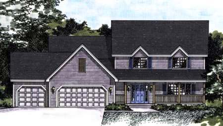 Southern House Plan 42154 Elevation