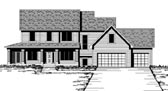 Plan Number 42185 - 3054 Square Feet