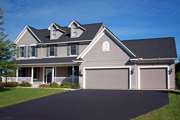 Traditional House Plan 42456 with 2 Beds, 3 Baths, 3 Car Garage Picture 1