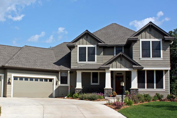 Traditional House Plan 42470 Elevation