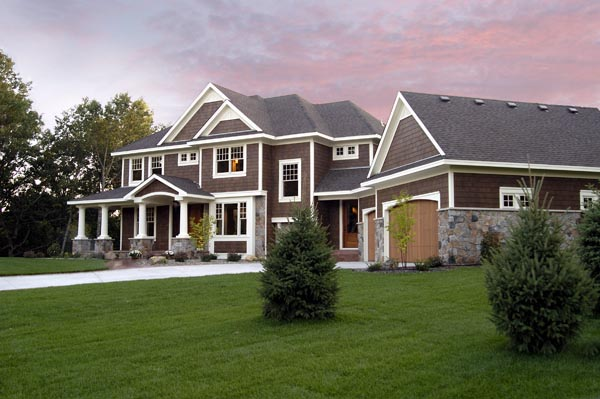 Traditional House Plan 42522