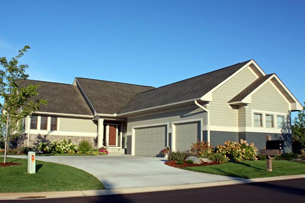 Traditional House Plan 42592 Elevation
