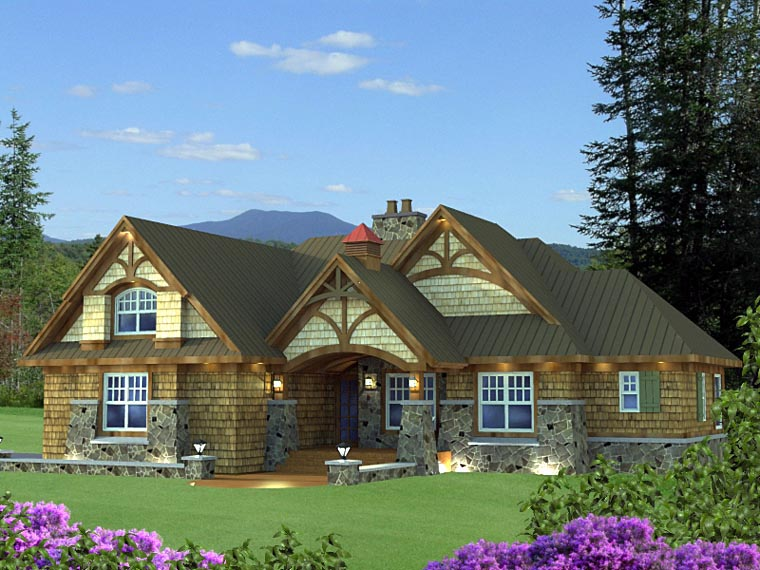 House Plan 42625 At