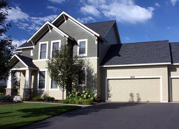 House Plan 42627 Elevation