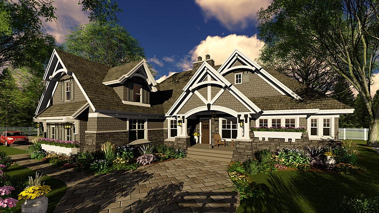House Plan 42680 at FamilyHomePlans.com
