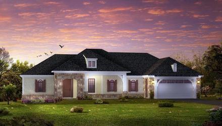 House Plan 42811