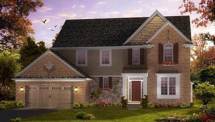 House Plan 42832