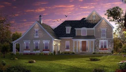House Plan 42841