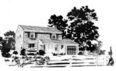 Plan Number 43091 - 1560 Square Feet