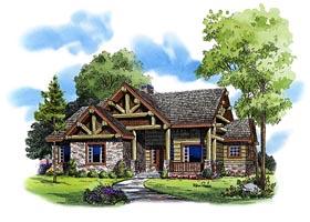 House Plan 43214