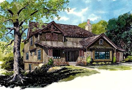 House Plan 43223