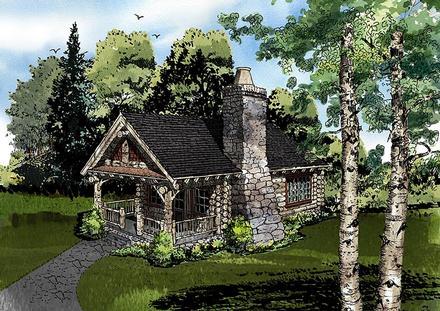 House Plan 43229