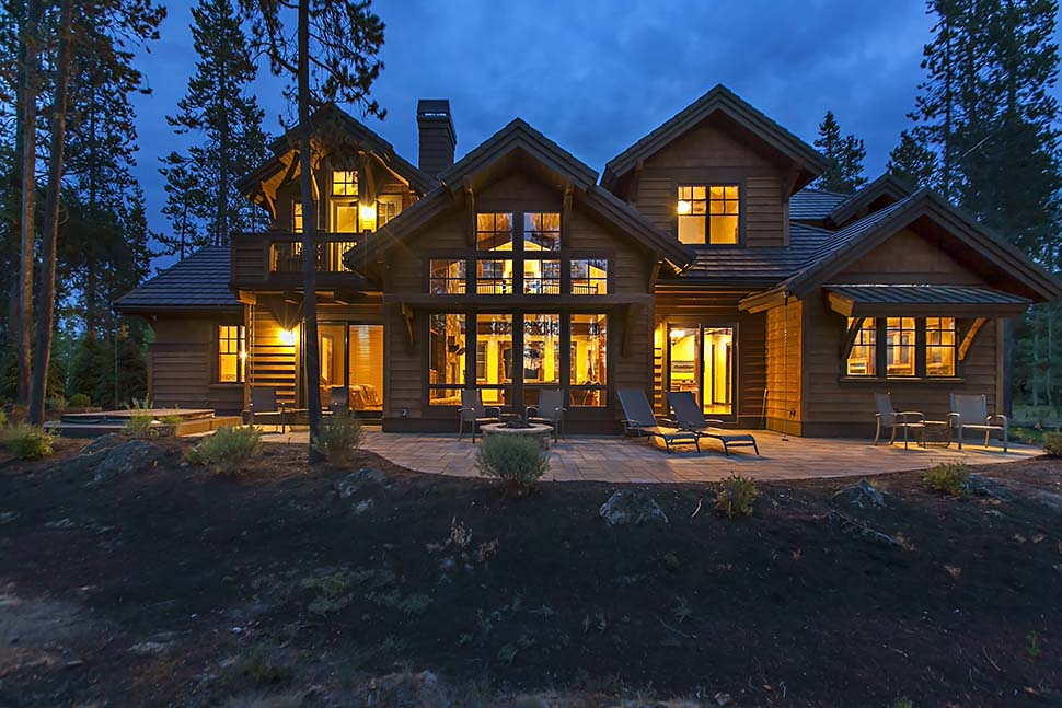 Craftsman House Plan 43303 with 4 Beds, 5 Baths, 3 Car Garage Picture 11