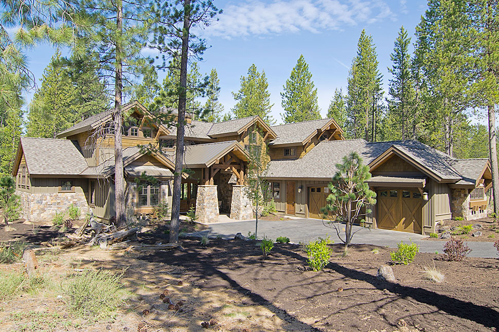 Craftsman House Plan 43303 with 4 Beds, 5 Baths, 3 Car Garage Picture 20