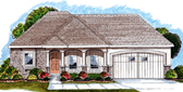 Plan Number 44028 - 1696 Square Feet