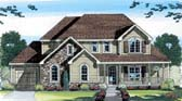Plan Number 44043 - 2150 Square Feet