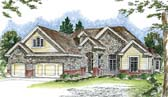 Plan Number 44049 - 2862 Square Feet