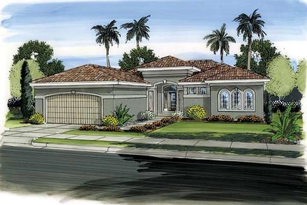 House Plan 44091