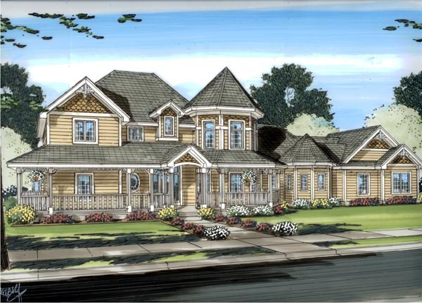 House Plan 44098 at FamilyHomePlanscom