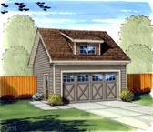 Garage Plan 44106