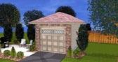 Garage Plan 44121