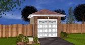 Garage Plan 44122