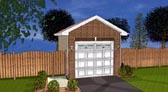 Garage Plan 44123
